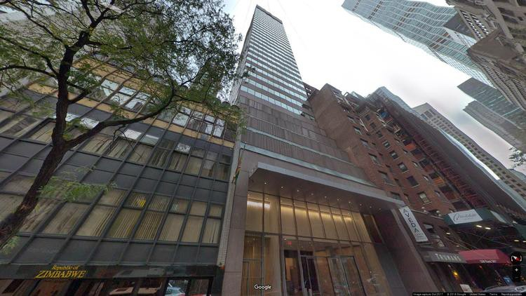 lease office 126 east 56th street
