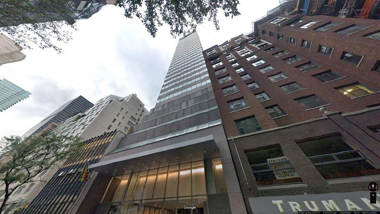 let office 126 east 56th street