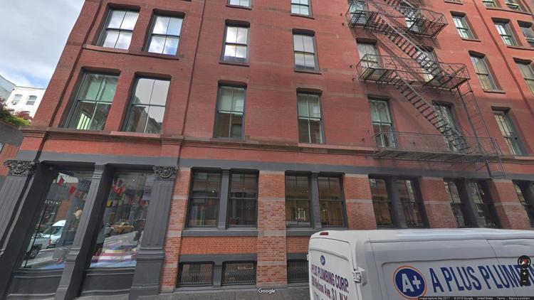 let office 127 spring street