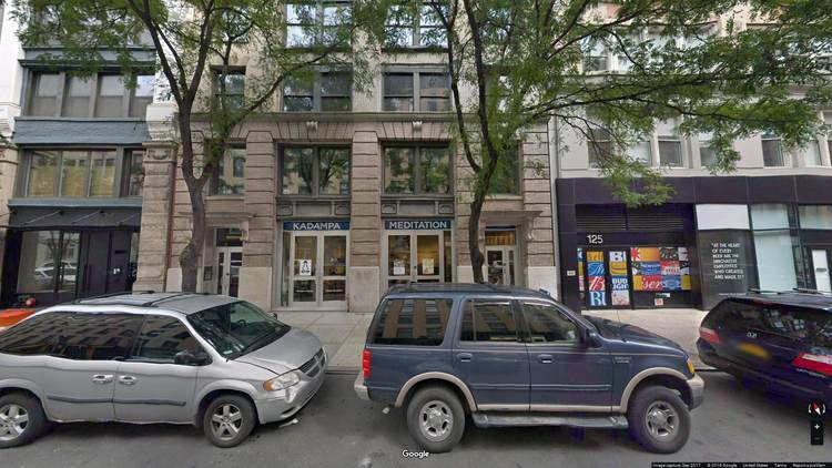 rent office 127 west 24th street