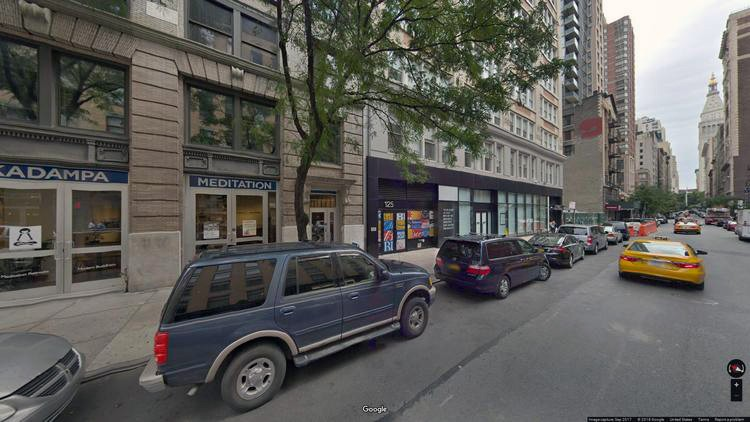 lease office 127 west 24th street