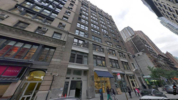 lease office 127 west 26th street