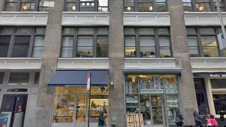 rent office 127 west 26th street