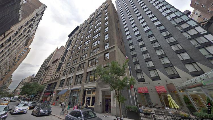 let office 127 west 26th street