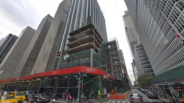 let office 1271 avenue of the americas