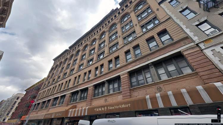 let office 128-138 mott street