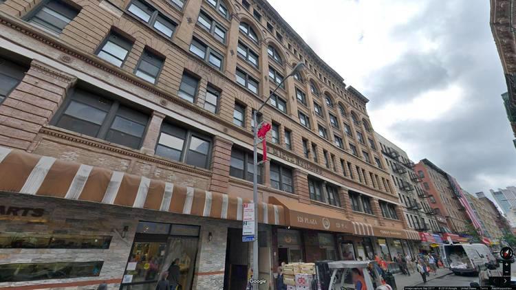 lease office 128-138 mott street