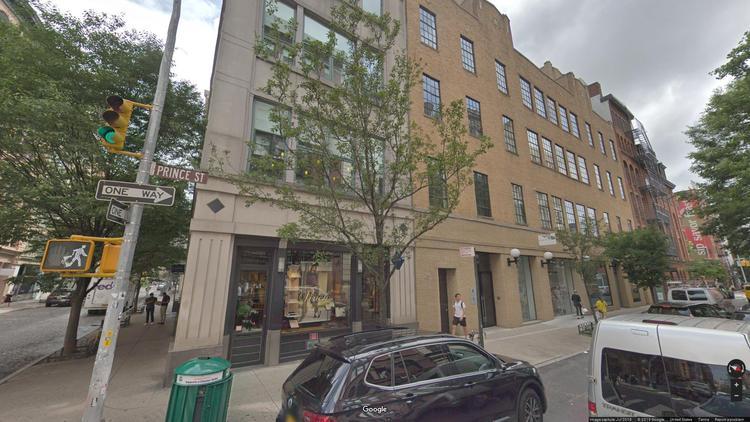 rent office 128 prince street