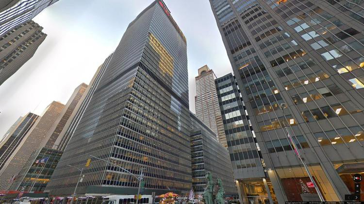 lease office 1285 avenue of the americas