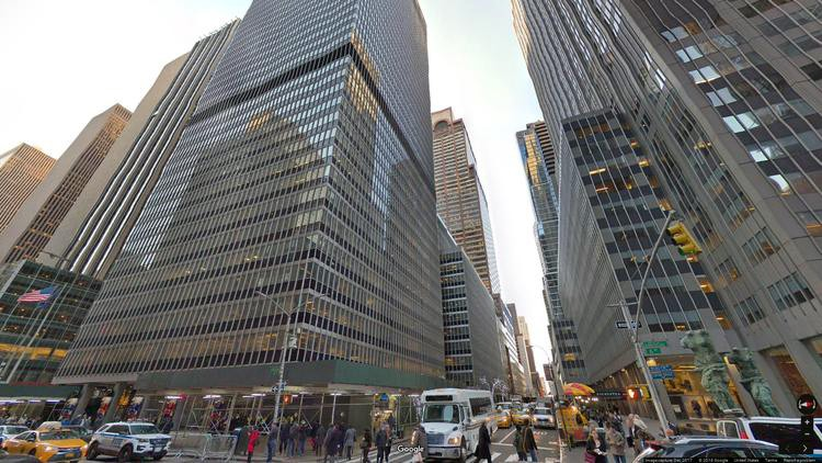 rent office 1285 avenue of the americas