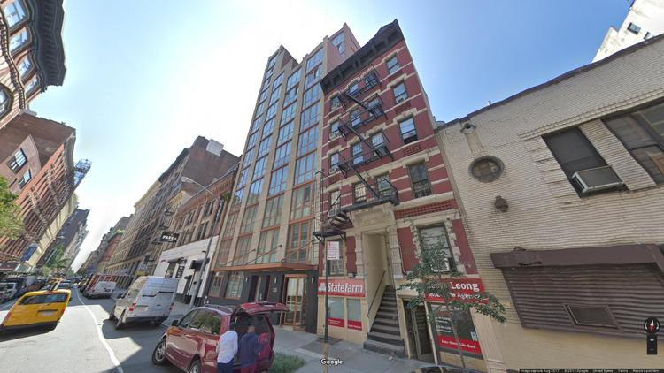 let office 130-132 west 20th street
