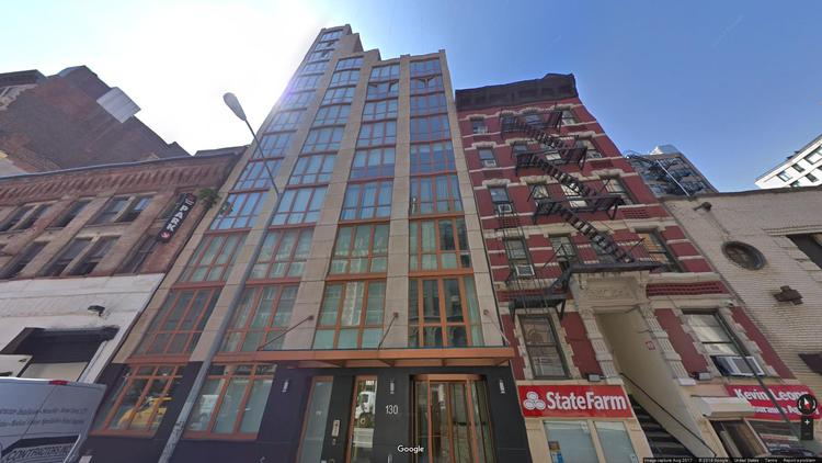 lease office 130-132 west 20th street