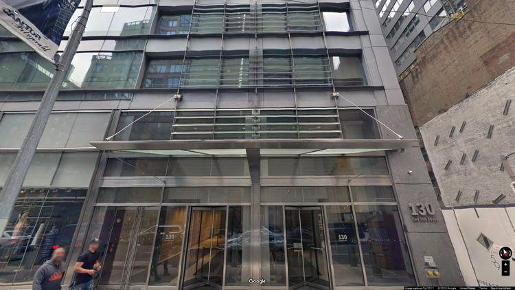 rent office 130 east 59th street