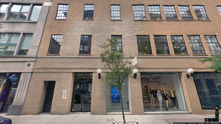 rent office 130 prince street