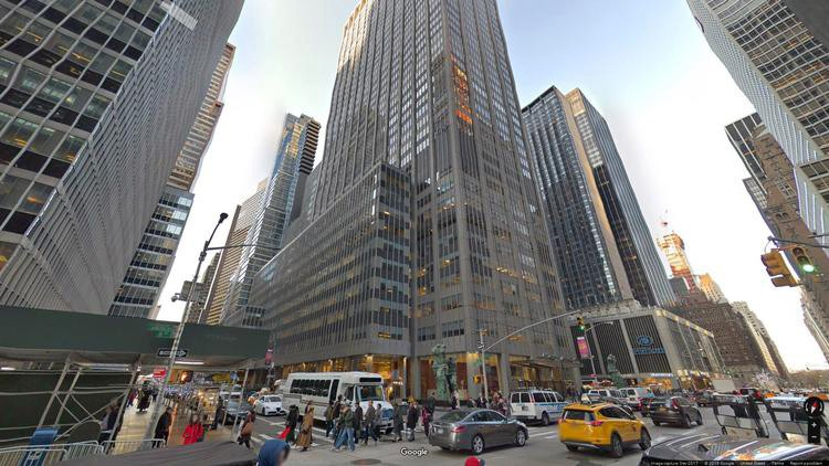 let office 1301-1315 avenue of the americas