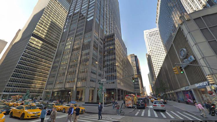 lease office 1301-1315 avenue of the americas