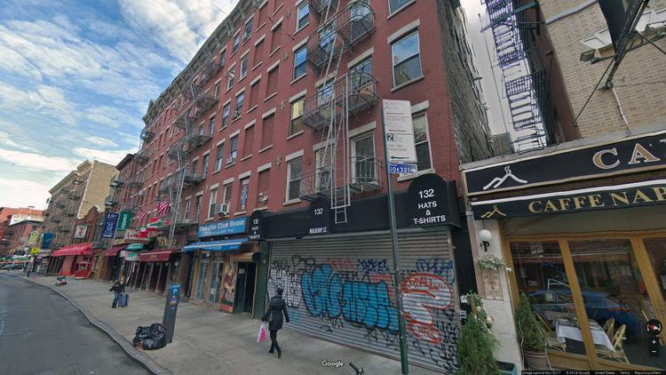 lease office 132-138 mulberry street