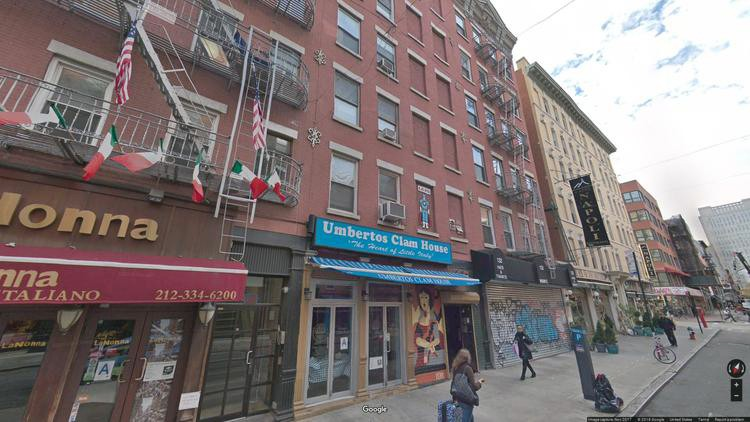 let office 132-138 mulberry street