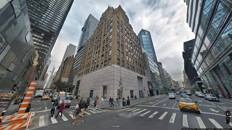 let office 133 east 58th street