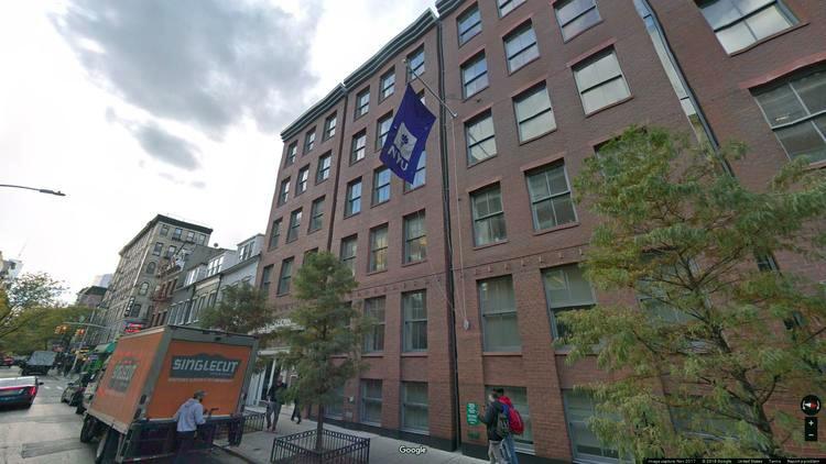 lease office 133 macdougal street