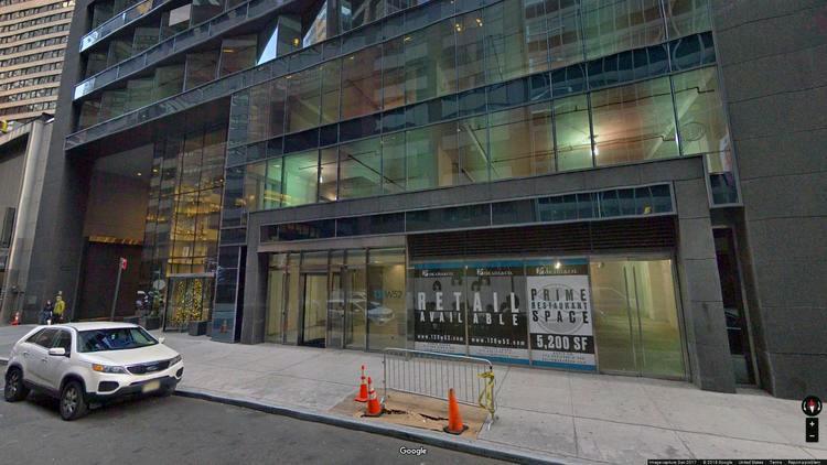 rent office 133 west 52nd street