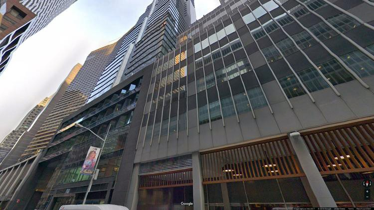 let office 133 west 52nd street