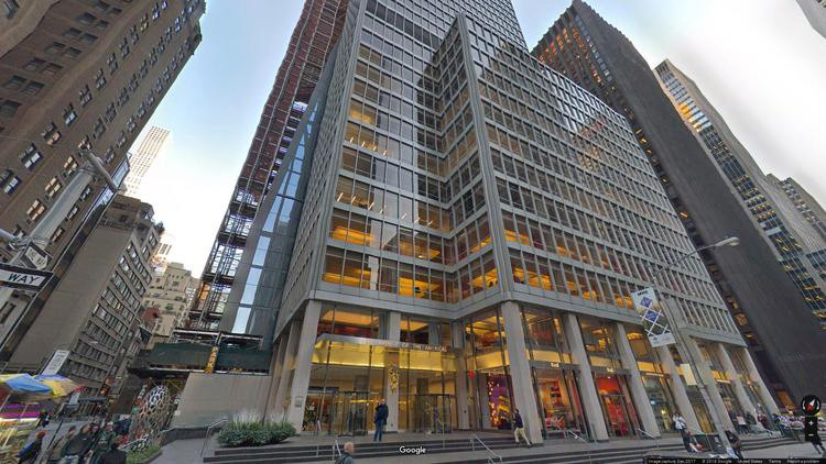 rent office 1330 avenue of the americas