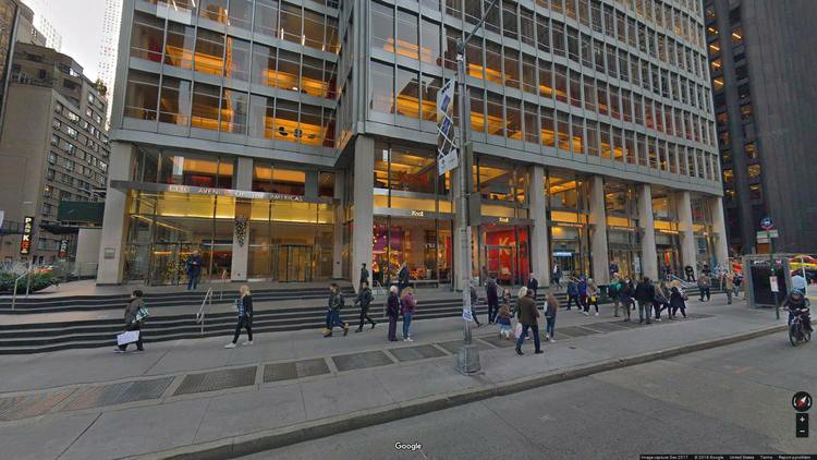 lease office 1330 avenue of the americas