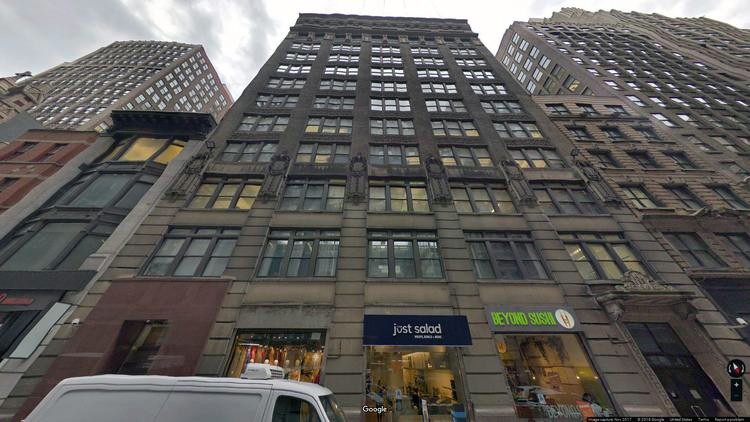 rent office 134-142 west 37th street