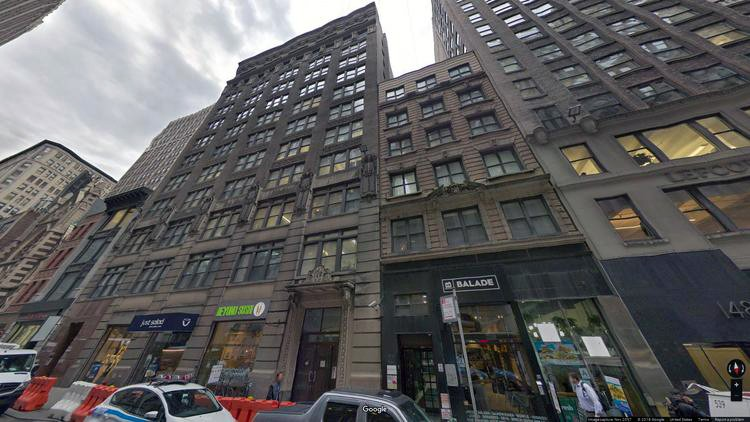 lease office 134-142 west 37th street
