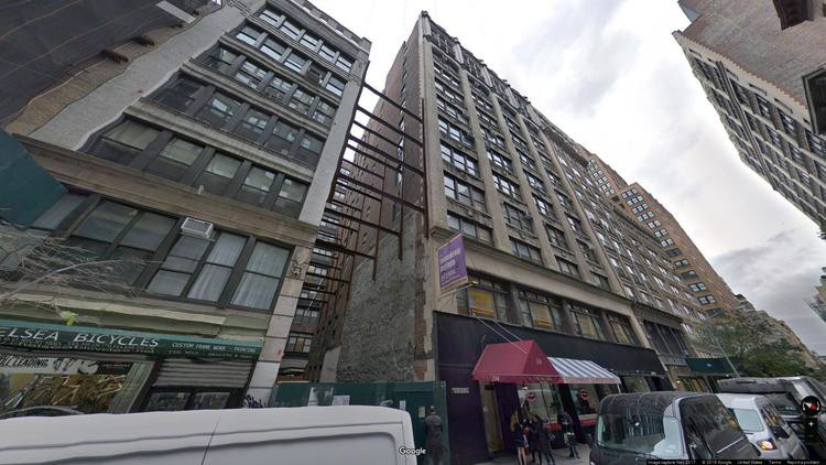 rent office 134 west 26th street
