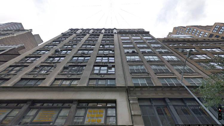 let office 134 west 26th street