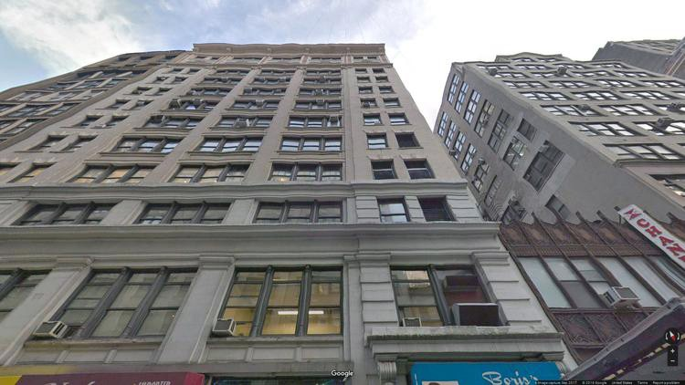 lease office 134 west 29th street