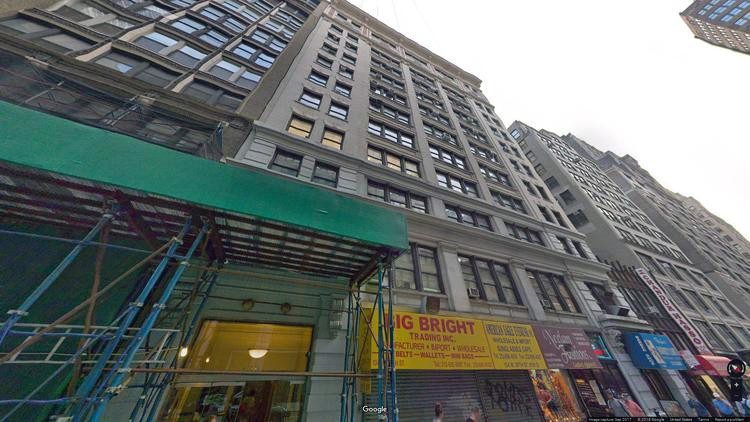 rent office 134 west 29th street
