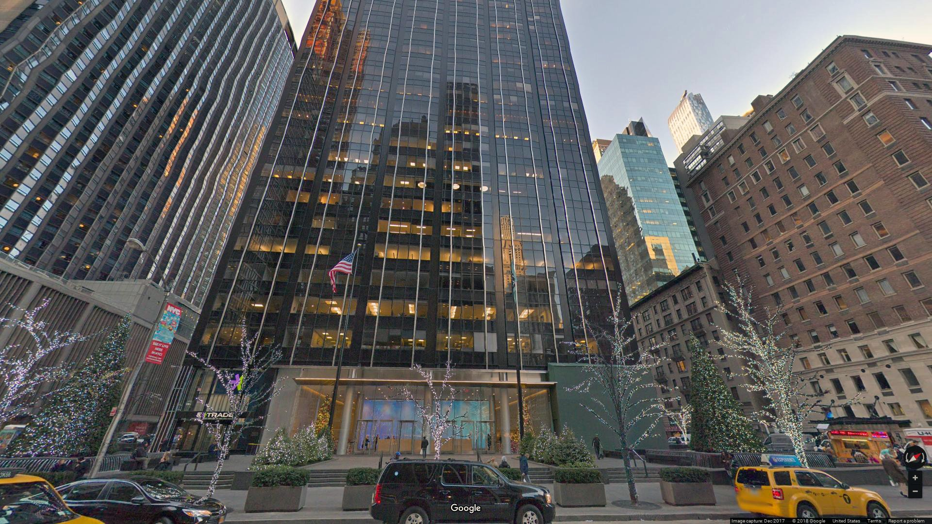 lease office 1345 avenue of the americas