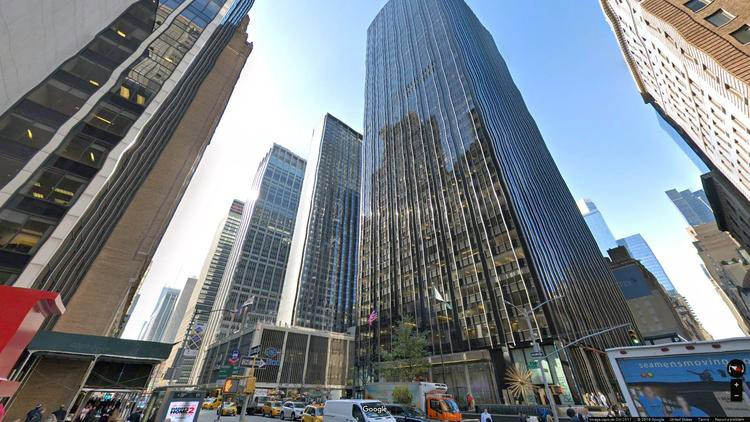 rent office 1345 avenue of the americas