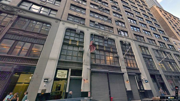 rent office 135-139 west 29th street