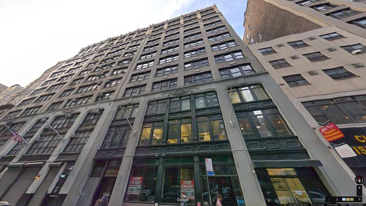 let office 135-139 west 29th street