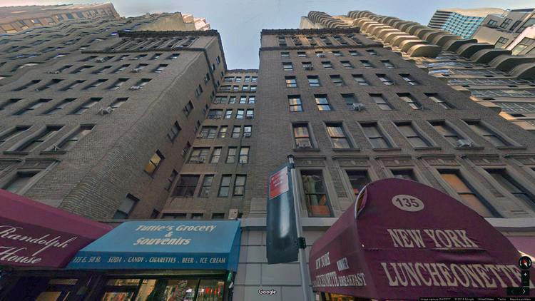 lease office 135 east 50th street