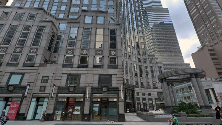 rent office 135 east 57th street