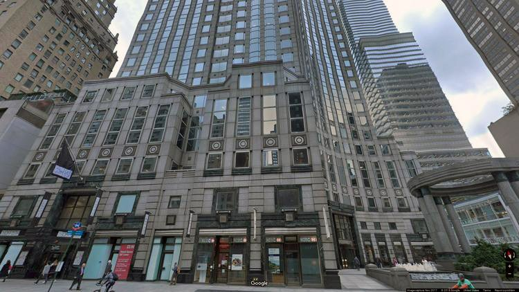 let office 135 east 57th street