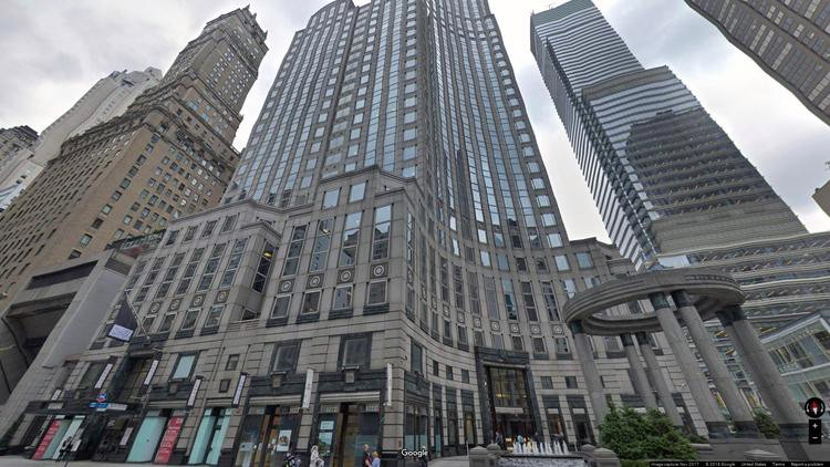lease office 135 east 57th street