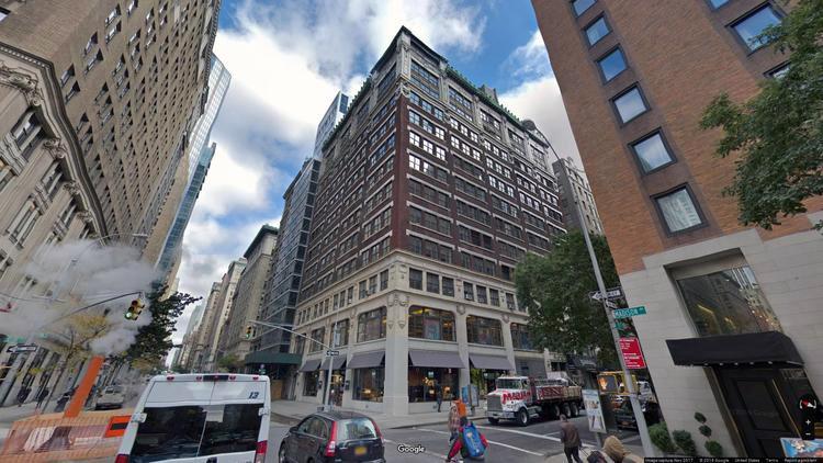lease office 135 madison avenue