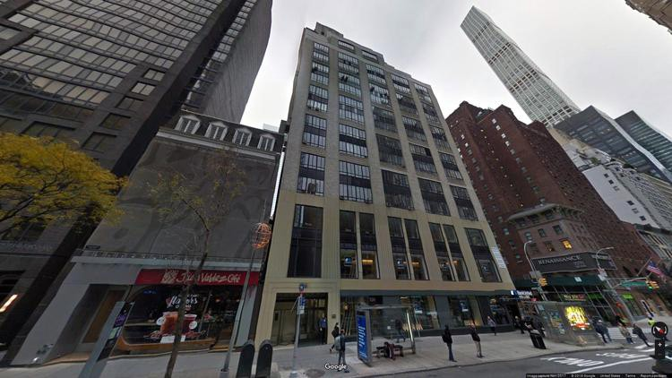 rent office 136 east 57th street