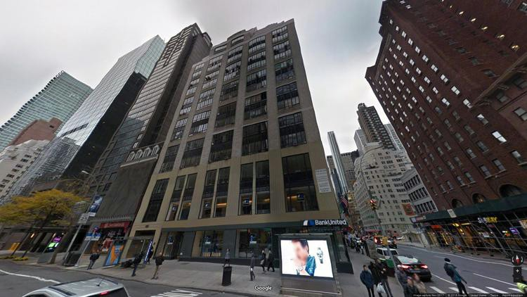 lease office 136 east 57th street