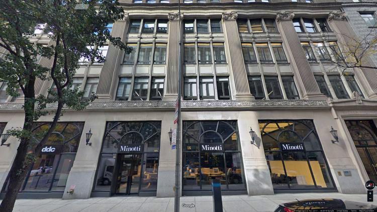 rent office 136 madison avenue