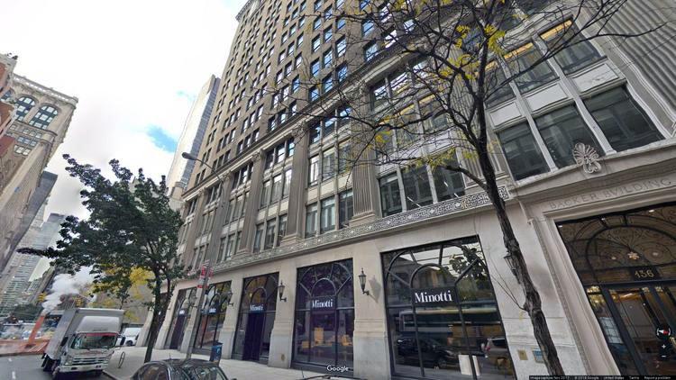 lease office 136 madison avenue