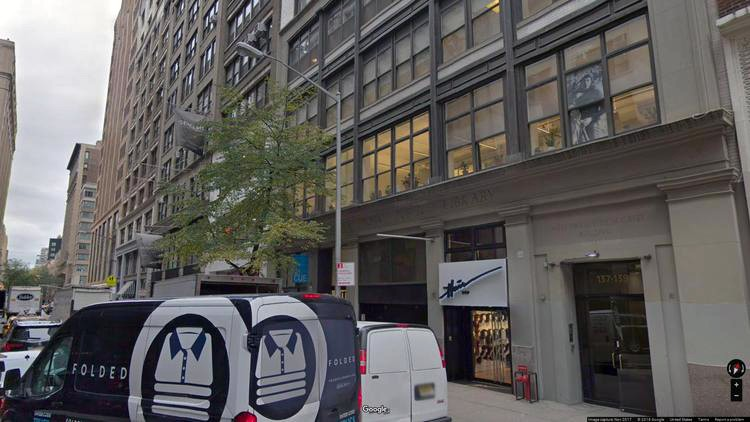 let office 137-139 west 25th street