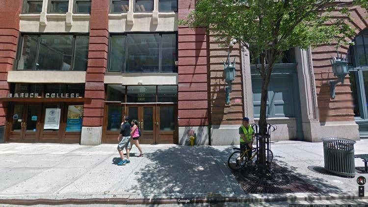 rent office 137 east 25th street