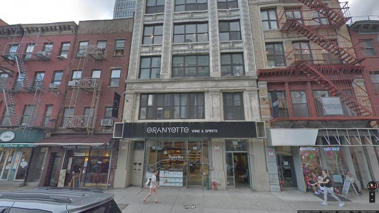 rent office 137 grand street